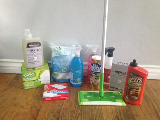 Spring Cleaning via Ten6Twelve