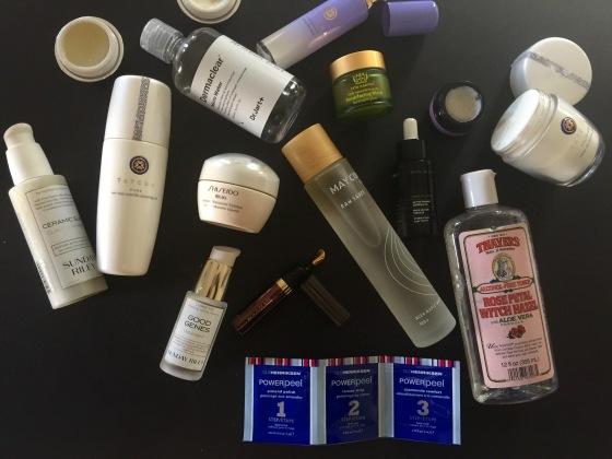Skincare Edit via Ten6Twelve